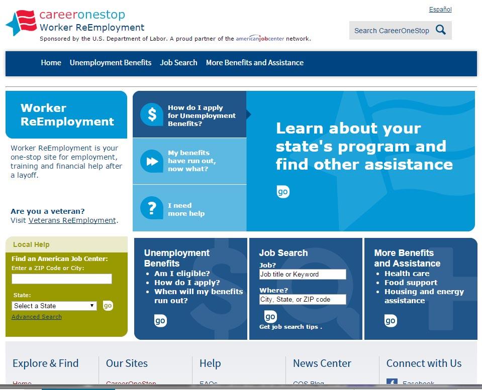 Worker ReEmployment