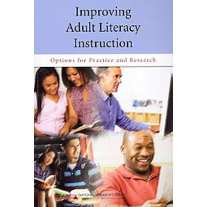 Adult Literacy Cover