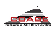 logo for Commission on Adult Basic Education (COABE)