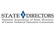 logo for National Association of State Directors of Career Technical Education Consortium (NASDCTEc)