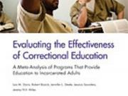 Decorative image for Resource Profile Evaluating the Effectiveness of Correctional Education: A Meta-Analysis of Programs That Provide Education to Incarcerated Adults