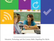 Decorative image for Resource Profile Educators, Technology and 21st Century Skills: Dispelling Five Myths A Study on the Connection Between K–12 Technology Use and 21st Century Skills