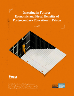 Investing in Futures: Economic and Fiscal Benefits of Postsecondary Education in Prison