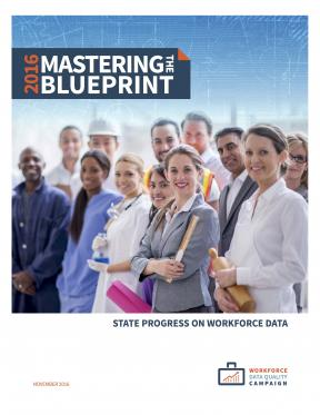 Decorative image for Resource Profile 2016 Mastering the Blueprint: State Progress on Workforce Data