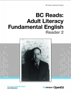Decorative image for Resource Profile BC Reads: Adult Literacy Fundamental English - Reader 2