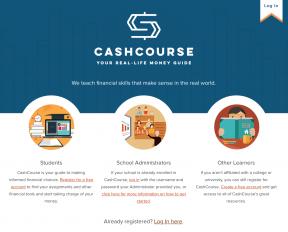 Decorative image for Resource Profile CashCourse