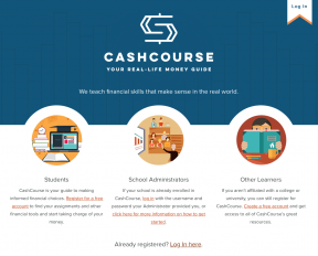 Decorative image for Resource Profile CashCourse