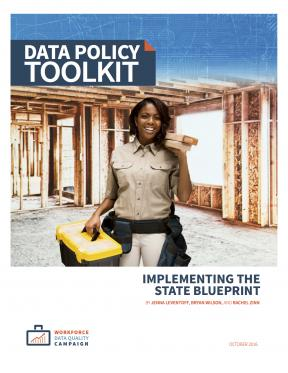 Decorative image for Resource Profile Data Policy Toolkit - Implementing the State Blueprint
