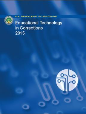 Decorative image for Resource Profile Educational Technology in Corrections