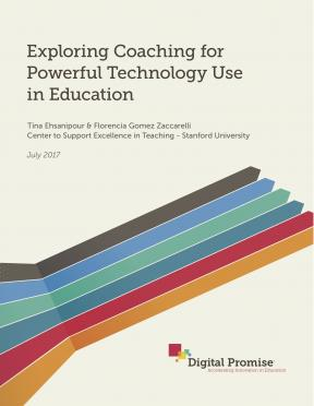 Decorative image for Resource Profile Exploring Coaching for Powerful Technology Use in Education