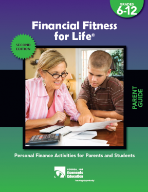 financial fitness for life personal finance lessons for grades k rh lincs ed gov Fitness for Life Worksheets Choice Financial Fitness