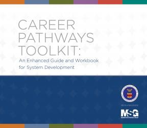 Decorative image for Resource Profile Career Pathways Toolkit: An Enhanced Guide and Workbook for System Development
