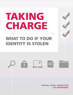 Decorative image for Resource Profile Taking Charge: What to Do if Your Identity is Stolen