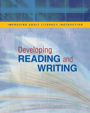 Decorative image for Resource Profile Improving Adult Literacy: Developing Reading and Writing