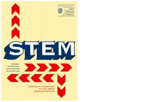 Decorative image for Resource Profile STEM