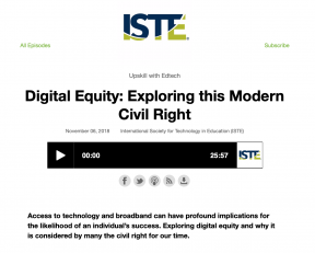 Decorative image for Resource Profile Digital Equity: Exploring this Modern Civil Right