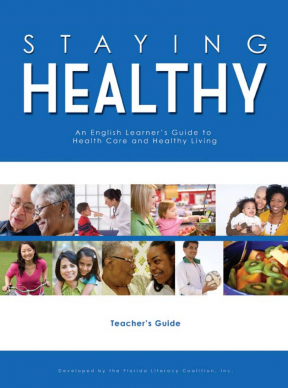 Decorative image for Resource Profile Staying Healthy: An English Learner's Guide to Health Care and Healthy Living