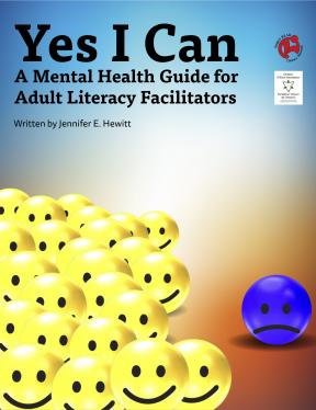 Decorative image for Resource Profile Yes I Can: A Mental Health Guide for Adult Literacy Facilitators