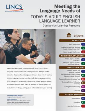 Adult English Language 53