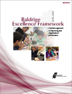 Decorative image for Resource Profile Education Criteria for Performance Excellence 2009-2010