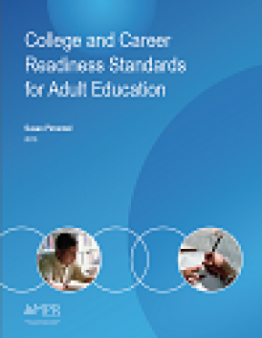 Decorative image for Resource Profile College and Career Readiness Standards for Adult Education