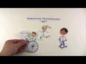 Decorative image for Resource Profile Getting Started with Assistive Technology