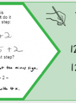 Decorative image for Resource Profile AlgebraByExample: Example-Based Problem Sets