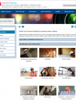 Decorative image for Resource Profile New CareerOneStop Videos