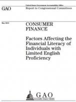 Decorative image for Resource Profile Consumer Finance: Factors Affecting the Financial Literacy of Individuals with Limited English Proficiency
