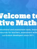 Decorative image for Resource Profile Illustrative Mathematics