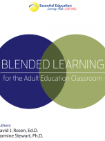 Decorative image for Resource Profile Blended Learning for the Adult Education Classroom