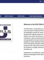 Decorative image for Resource Profile KYAE Skills U Lesson Bank