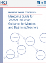 Decorative image for Resource Profile Mentoring Guide for Teacher Induction