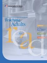 Decorative image for Resource Profile LINCS Resources for Teaching Adults to Read