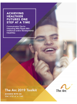 Achieving Healthier Futures One Step at a Time: Communication Tips for Interacting With People With Intellectual and/or Developmental Disabilities
