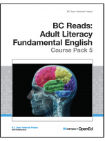 BC Reads: Adult Literacy Fundamental English – Course Pack 5