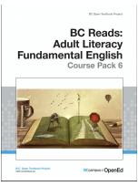 BC Reads: Adult Literacy Fundamental English – Course Pack 6