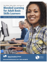 The What, Why, Who, and How of Blended Learning for Adult Basic Skills Learners