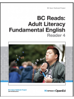 Decorative image for Resource Profile BC Reads: Adult Literacy Fundamental English – Reader 4