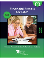 Decorative image for Resource Profile Financial Fitness for Life®: Personal Finance Lessons for Grades K-12 - Parent Guides