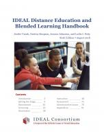 Decorative image for Resource Profile IDEAL Distance Education and Blended Learning Handbook
