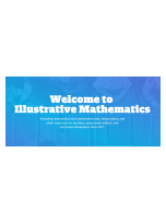 Decorative image for Resource Profile Illustrative Mathematics