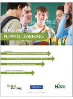 Decorative image for Resource Profile A Review of Flipped Learning