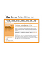 Decorative image for Resource Profile Purdue Online Writing Lab (OWL)