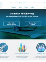 Decorative image for Resource Profile Smart About Money