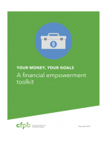Decorative image for Resource Profile Your Money Your Goals: A Financial Empowerment Toolkit