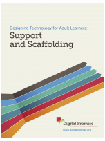 Decorative image for Resource Profile Designing Technology for Adult Learners: Support and Scaffolding