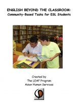 Decorative image for Resource Profile English Beyond the Classroom: Community-Based Tasks for ESL Students
