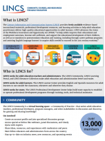 Decorative image for Resource Profile LINCS Overview