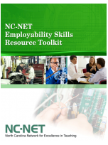 Decorative image for Resource Profile NC-NET Employability Skills Resource Toolkit